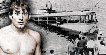 Șavarș Karapetian, omul care a salvat 20 de oameni dintr-un troleibuz căzut în Lacul Erevan