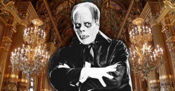 """Fantoma de la Operă, povestea care a ținut Parisul """"cu sufletul la gură"""""""