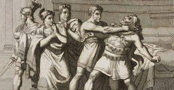 5 împărați romani care au avut parte de morți oribile