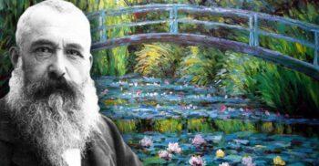 7 curiozități despre Claude Monet, artistul care își distrugea picturile cu cuțitul