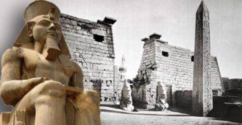 """Cum au fost transportate """"Acele Cleopatrei"""", giganticele obeliscuri egiptene"""
