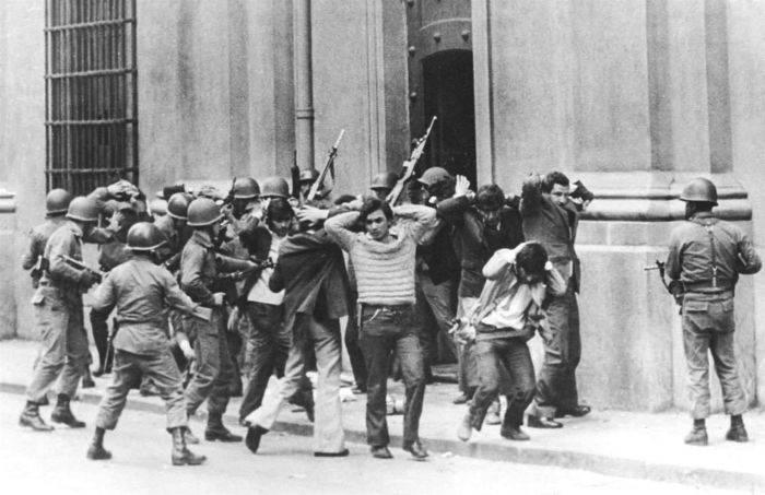Curiozitati despre Augusto Pinochet - lovitura de stat