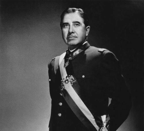 Curiozitati despre Augusto Pinochet
