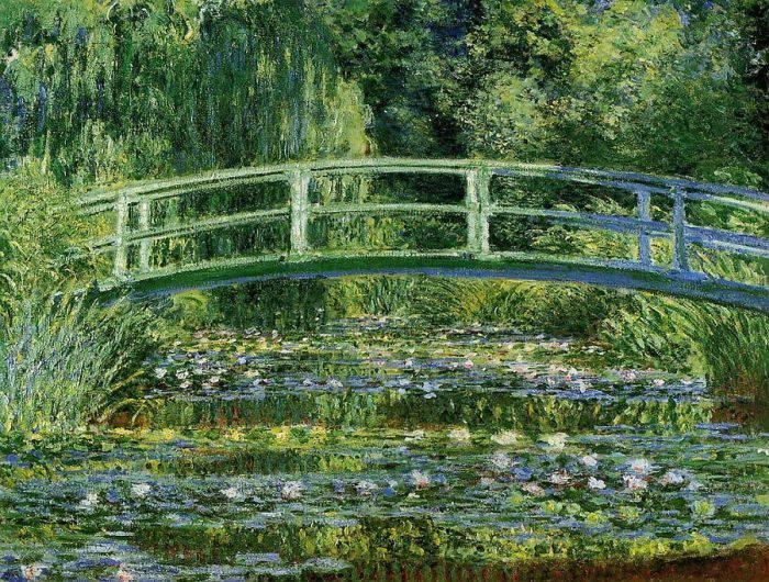 Curiozitati despre Claude Monet - pictura