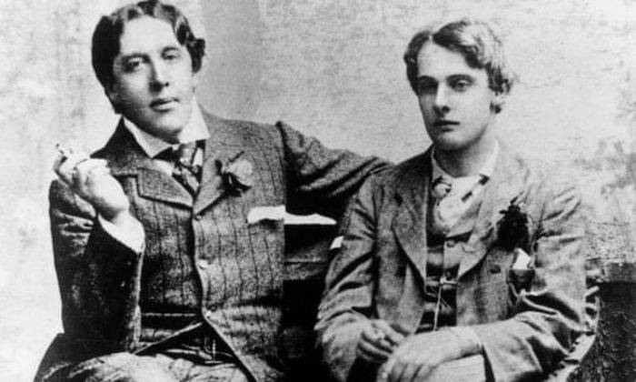 Curiozitati despre Oscar Wilde - Lord Alfred Douglas