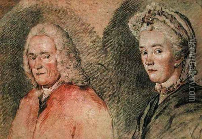 Curiozitati despre Voltaire - Marie Louise Mignot