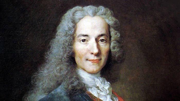 Curiozitati despre Voltaire