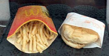 Deși are 11 ani, acest hamburger McDonald's arată ca în prima zi