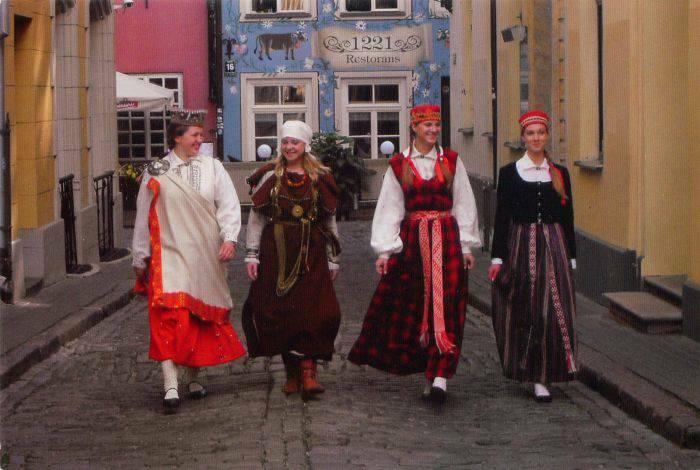 Femei letone