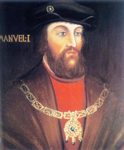 Manuel I al Portugaliei