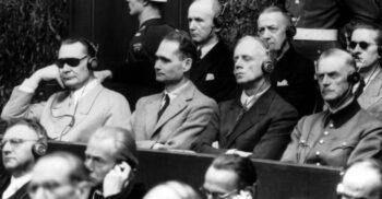 8 curiozități despre Procesele de la Nürnberg, judecata liderilor naziști