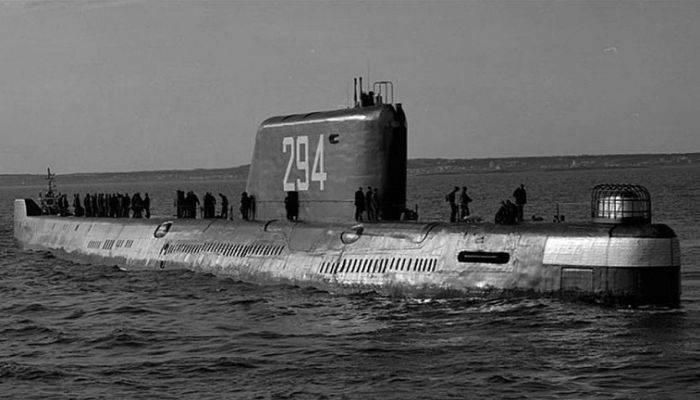 Submarinul K-19 01