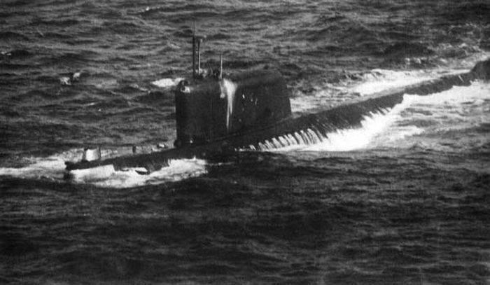 Submarinul K-19
