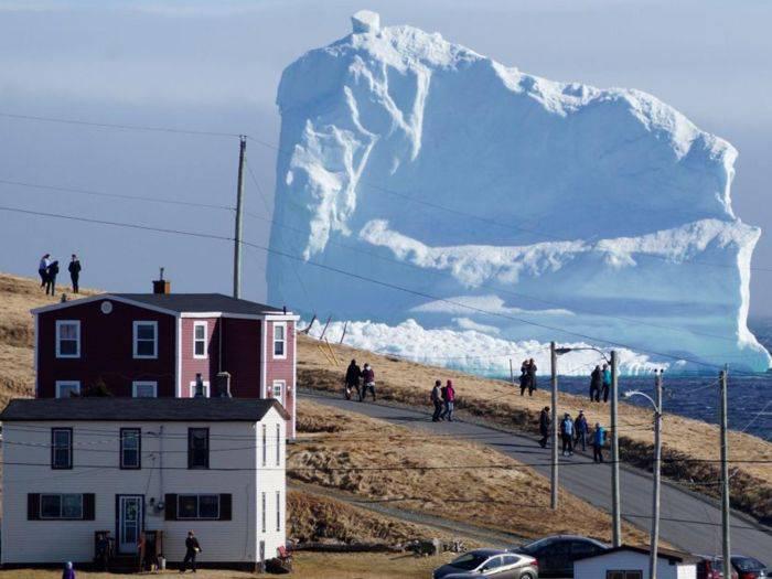 Aleea Aisbergurilor