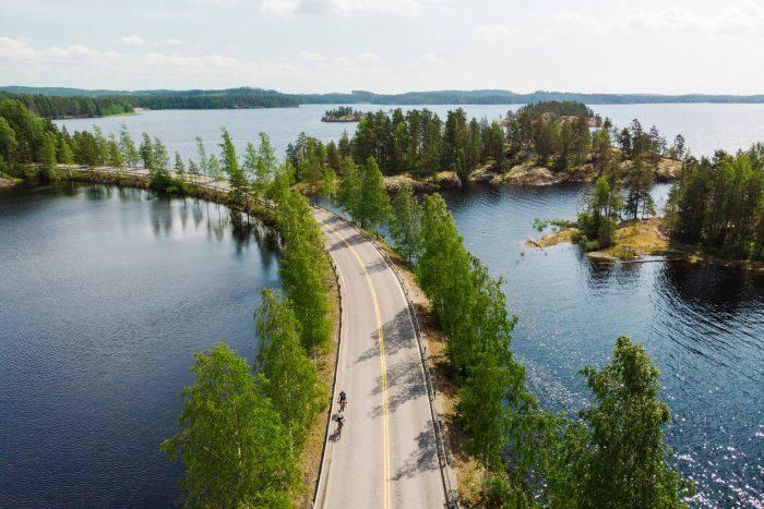 Curiozitati despre Finlanda - lacuri