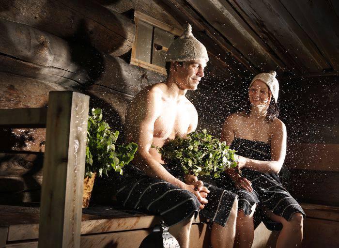 Curiozitati despre Finlanda - saune