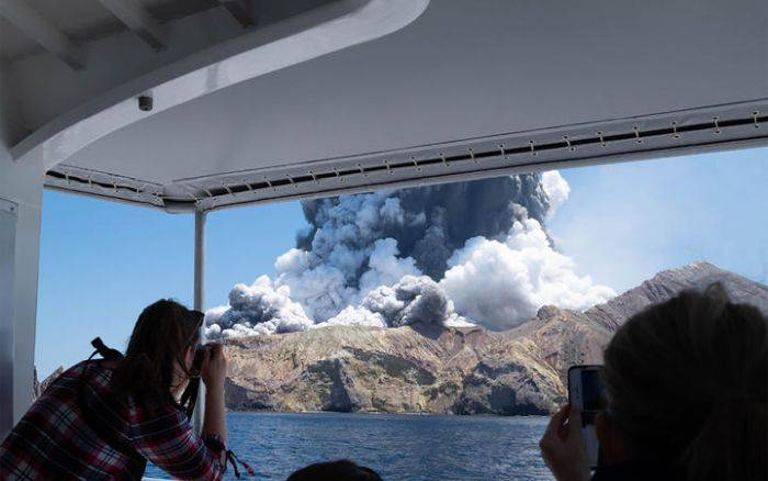 Curiozitati despre Noua Zeelanda - Vulcani