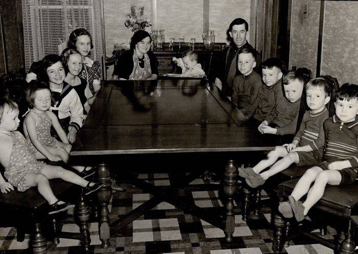 Familia Nagle