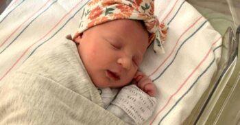 Fetița care a venit pe lume dintr-un embrion criogenat acum 28 de ani