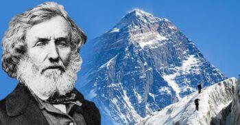 """George Everest, omul care a refuzat ca """"acoperișul lumii"""" să îi poarte numele"""