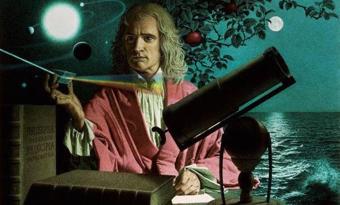 Newton alchimie
