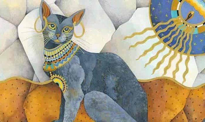 Pisici in Egiptul Antic