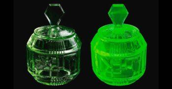 Sticla cu uraniu: Vesela radioactivă colecționată de excentrici