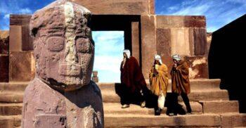 Tiahuanaco, misterioasa civilizație de pe malurile lacului Titicaca
