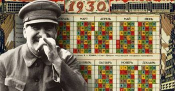 9 lucruri uimitoare despre săptămâna de 5 zile, fără weekend, instituită de Iosif Stalin