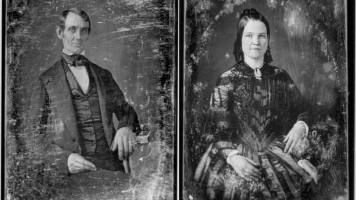 Abraham Lincoln si Mary Todd Lincoln