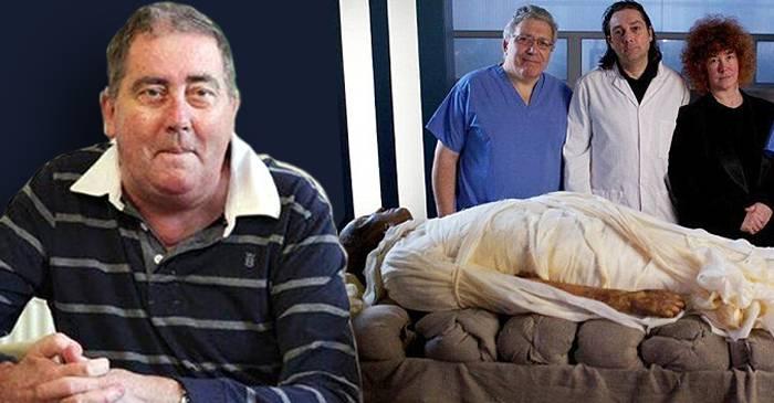 Alan Billis, pensionarul britanic mumificat precum Tutankhamon featured_compressed