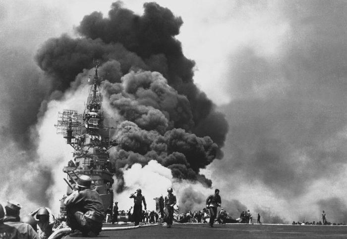 Atacuri kamikaze