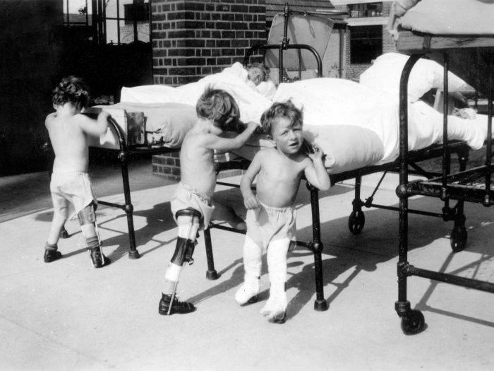 Copii bolnavi