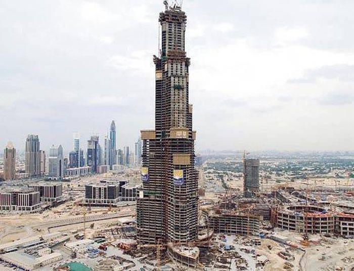 Curiozitati despre Burj Khalifa 02