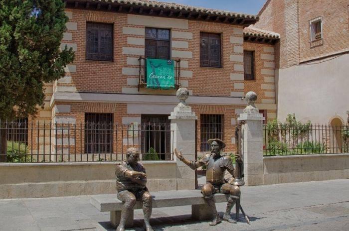 Curiozitati despre Cervantes - Casa natala