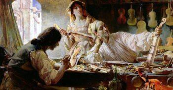 Secretul lui Antonio Stradivari, cel mai faimos lutier din istorie