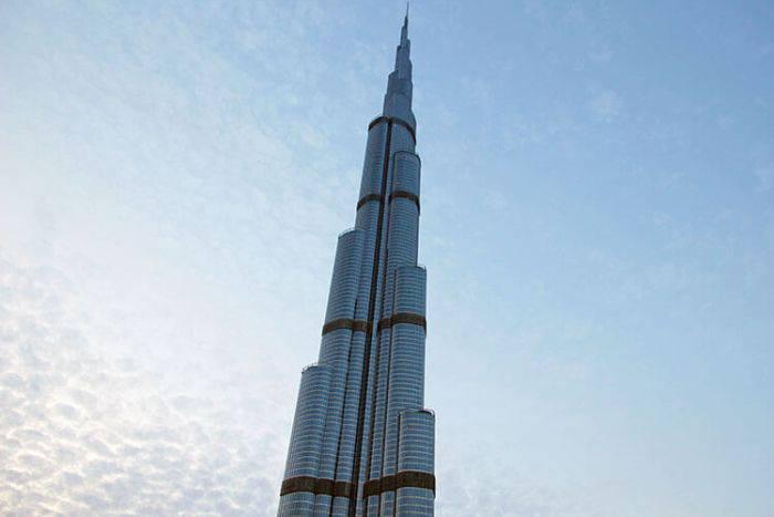 Varful Burj Khalifa