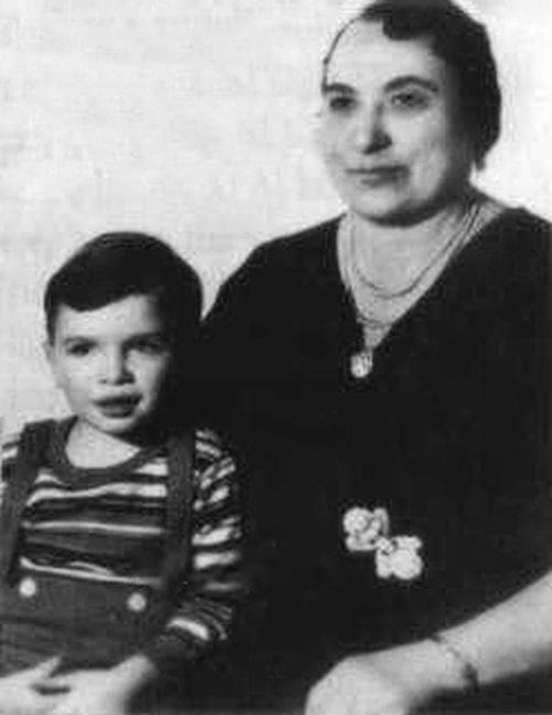 Al Capone si mama sa