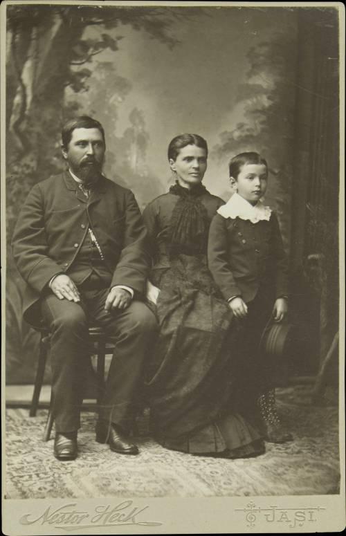 Familia Enescu