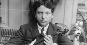 """George Enescu, micul """"Mozart român"""" care a uimit lumea muzicii"""