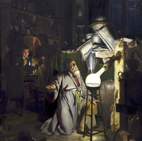 Henning Brand - descoperirea fosforului