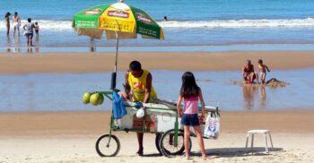 Nisipul radioactiv din România, Brazilia și alte câteva locuri din lume
