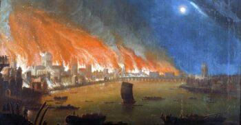 Marele Incendiu din Londra, infernul care a lăsat fără case 90% din populația orașului