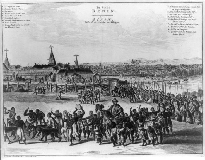 Orasul Benin
