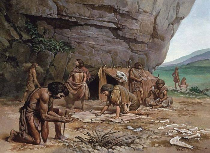Societatea preistorica