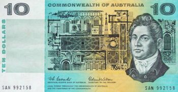 Francis Greenway, singurul falsificator de documente al cărui chip apare pe o bancnotă