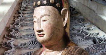 Jing din Qi, ducele chinez îngropat alături de 600 de cai sacrificați