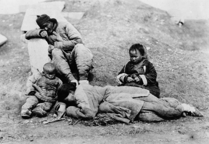 Marea Foamete din China