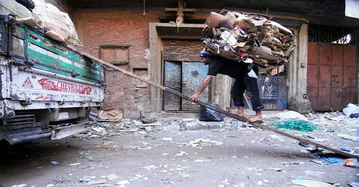 Orașul gunoaielor, unde aproape toată lumea se ocupă cu reciclatul deșeurilor featured_compressed