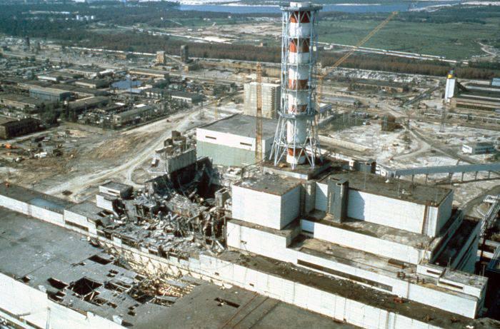 Cernobil reactor
